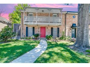 Houston Home at 14730 Perthshire Road A Houston                           , TX                           , 77079-7622 For Sale