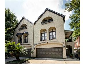 Houston Home at 2217 Dunraven Houston                           , TX                           , 77019-6601 For Sale