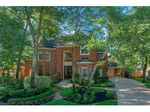 Houston Home at 59 Acorn Cluster Court The Woodlands                           , TX                           , 77381-4840 For Sale