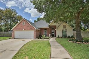 Houston Home at 14907 Wallach Drive Cypress                           , TX                           , 77429-4100 For Sale