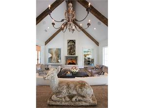 Great room in a recent construction by Cupic Custom Homes - selections for Landon Ln are still available to be made.