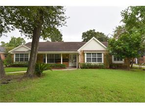 Houston Home at 854 Wycliffe Drive Houston                           , TX                           , 77079-3512 For Sale