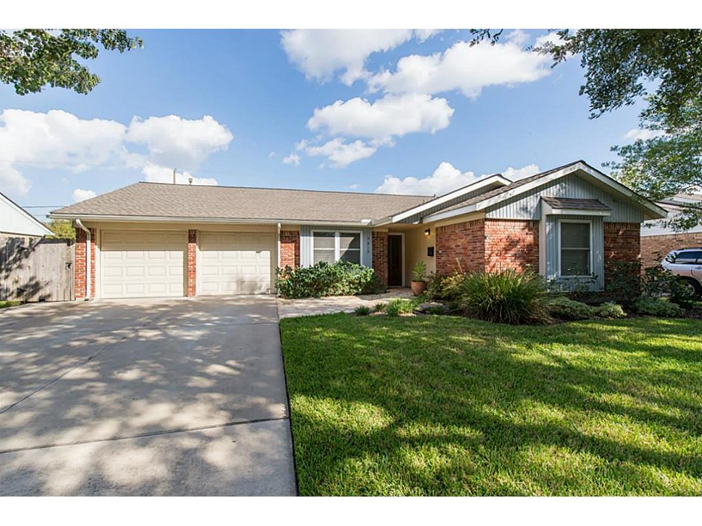 601 jefferson street houston tx 77002 - Wonderful Investment Opportunity On Centrally Located Wooded Lot In The Heart Of Robindell