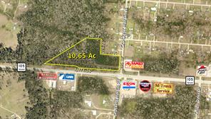 Houston Home at 0 Hwy 105 Conroe                           , TX                           , 77301 For Sale