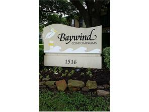 Houston Home at 1516 Bay Area Boulevard N6 Houston                           , TX                           , 77058-2123 For Sale