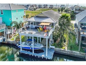 Houston Home at 4014 Indian Beach Drive Galveston                           , TX                           , 77554 For Sale