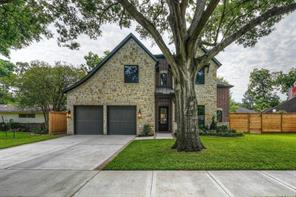 Houston Home at 8714 Cedardale Drive Spring Valley Village                           , TX                           , 77055-4809 For Sale