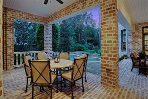 From these two covered patio spaces, you can enjoyed the huge backyard, the swimming pool and those cool outdoor breezes.