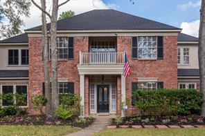 Houston Home at 3903 Hill Springs Drive Kingwood                           , TX                           , 77345-1261 For Sale
