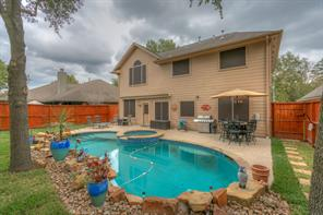 Houston Home at 31215 Baker Lake Drive Spring                           , TX                           , 77386-2287 For Sale