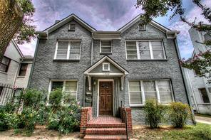 Houston Home at 1950 Dallas Street B Houston                           , TX                           , 77019-4595 For Sale