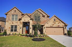 Houston Home at 23002 Spellbrook Bend Lane Richmond                           , TX                           , 77407-6433 For Sale