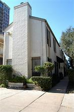 Houston Home at 53 Chelsea Boulevard 53 Houston                           , TX                           , 77006-6245 For Sale