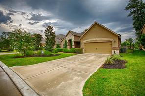 Houston Home at 62 Swanwick Place Tomball                           , TX                           , 77375-4474 For Sale