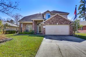 Houston Home at 2010 Pincher Creek Drive Spring                           , TX                           , 77386-1724 For Sale