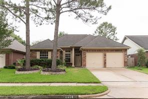Houston Home at 2214 Enchanted Isle Drive Houston                           , TX                           , 77062-2088 For Sale