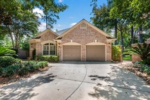 Houston Home at 14 Greenside Place The Woodlands                           , TX                           , 77381-6340 For Sale