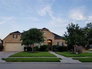 Houston Home at 7502 Lavaerton Wood Lane Richmond                           , TX                           , 77407-3186 For Sale
