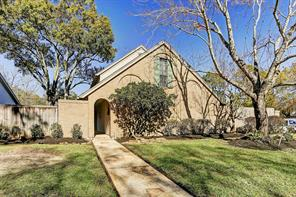 Houston Home at 10602 Riverview Drive Houston                           , TX                           , 77042-1389 For Sale