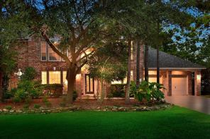 Houston Home at 6 Candlenut Place The Woodlands                           , TX                           , 77381-6633 For Sale