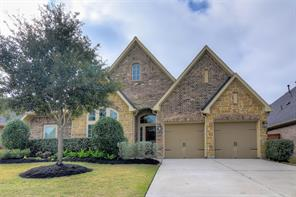 Houston Home at 27507 Villa Mountain Court Fulshear                           , TX                           , 77441-1153 For Sale