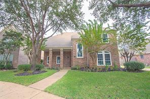 Houston Home at 1607 Crescent Point Drive Katy                           , TX                           , 77494-7503 For Sale