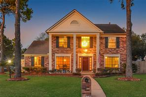 Houston Home at 17022 Shadow Valley Drive Spring                           , TX                           , 77379-6339 For Sale