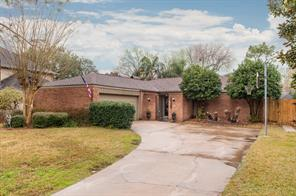Houston Home at 16387 Larkfield Drive Houston                           , TX                           , 77059-5412 For Sale