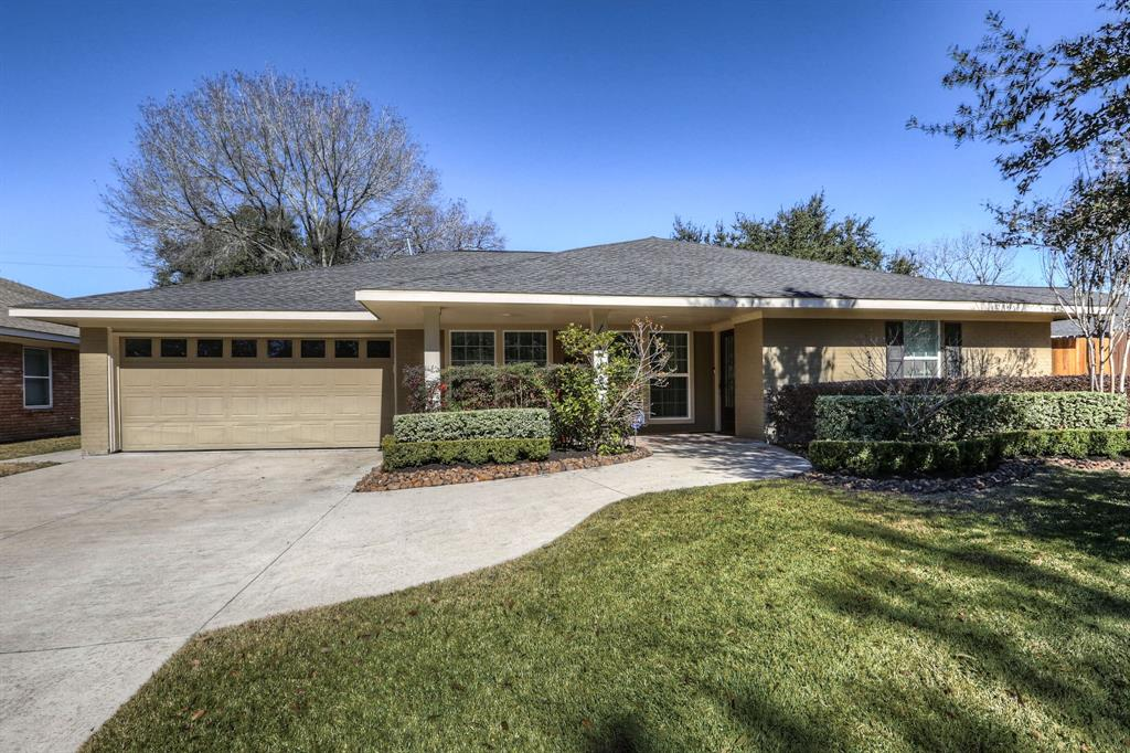 Stunning total remodel with great curb appeal and mature landscaping. Exterior updates include roof, driveway and windows.