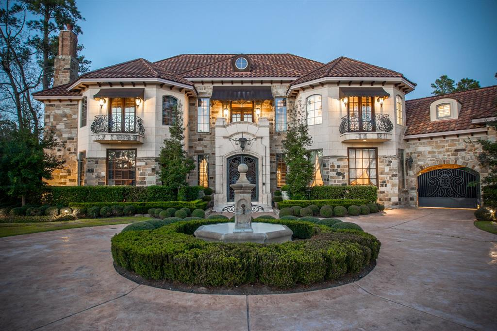 The Woodlands                                                                      , TX - $3,650,000