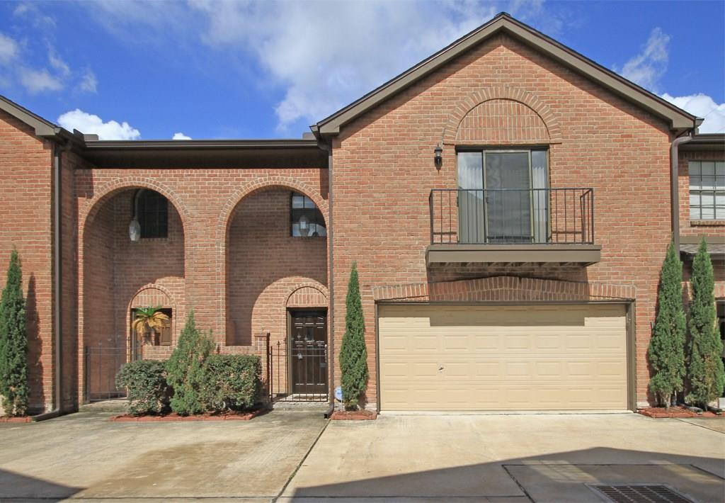 5630 Fairdale Unit 9 tucked in the back of this established gated community