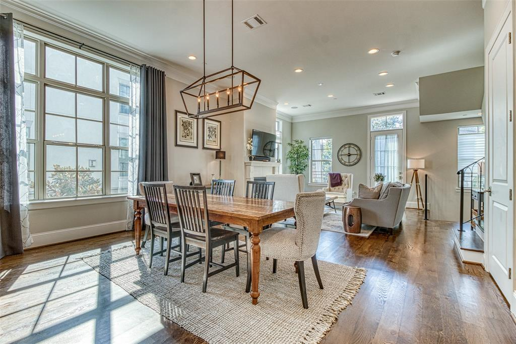 Welcome to this exceptional luxury townhome in Houston's premier Hyde Park area. Set on four floors,