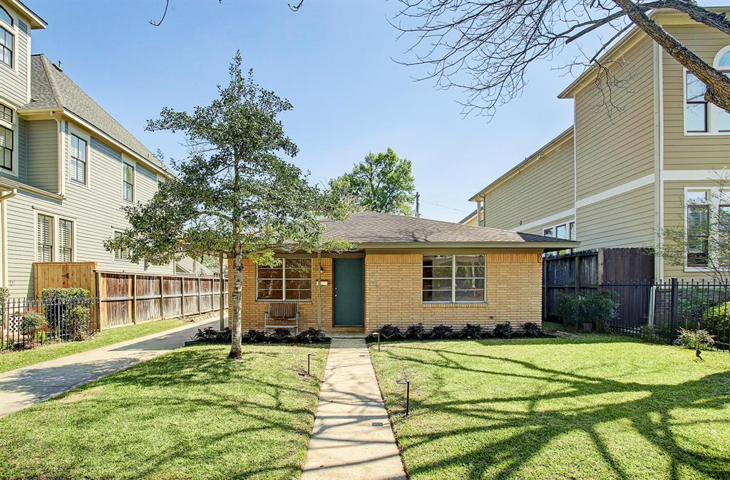 706 Columbia, Houston, Harris, Texas, United States 77007, 3 Bedrooms Bedrooms, ,1 BathroomBathrooms,Rental,Exclusive right to sell/lease,Columbia,10739919