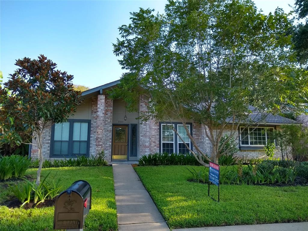 3323 Big Horn, Sugar Land, Fort Bend, Texas, United States 77478, 3 Bedrooms Bedrooms, ,2 BathroomsBathrooms,Rental,Exclusive right to sell/lease,Big Horn,81339111