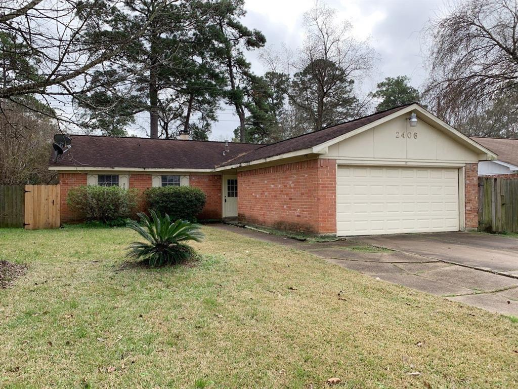 2406 Marble, Spring, Harris, Texas, United States 77373, 3 Bedrooms Bedrooms, ,2 BathroomsBathrooms,Rental,Exclusive right to sell/lease,Marble,74568515