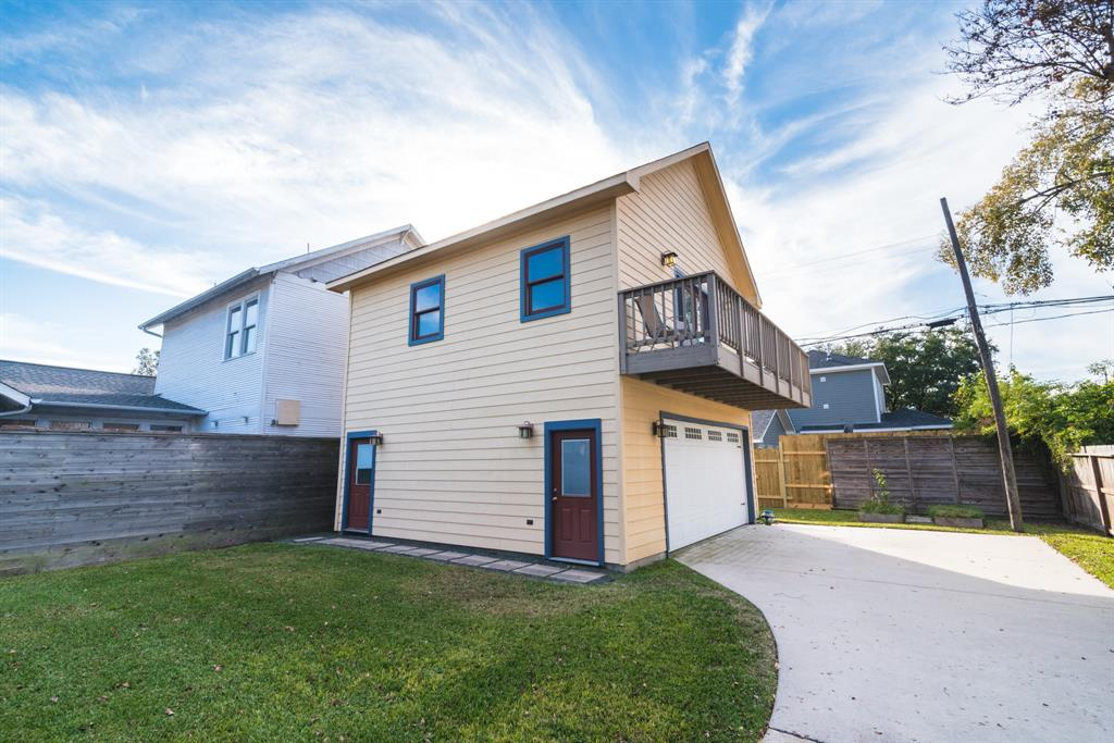 935-A Columbia, Houston, Harris, Texas, United States 77008, 1 Bedroom Bedrooms, ,1 BathroomBathrooms,Rental,Exclusive right to sell/lease,Columbia,44182941