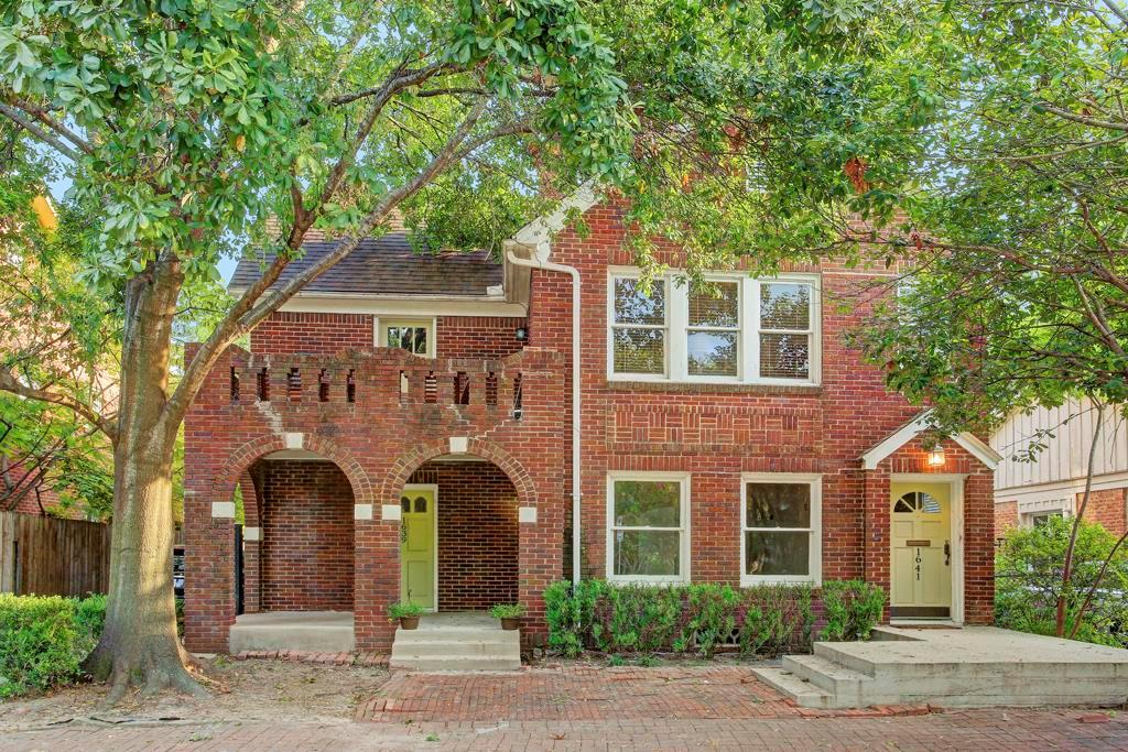 1639 Castle, Houston, Harris, Texas, United States 77006, 2 Bedrooms Bedrooms, ,1 BathroomBathrooms,Rental,Exclusive right to sell/lease,Castle,10922184