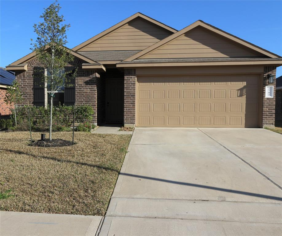 2702 Lincolns Meadow, Spring, Harris, Texas, United States 77373, 3 Bedrooms Bedrooms, ,2 BathroomsBathrooms,Rental,Exclusive right to sell/lease,Lincolns Meadow,93603078