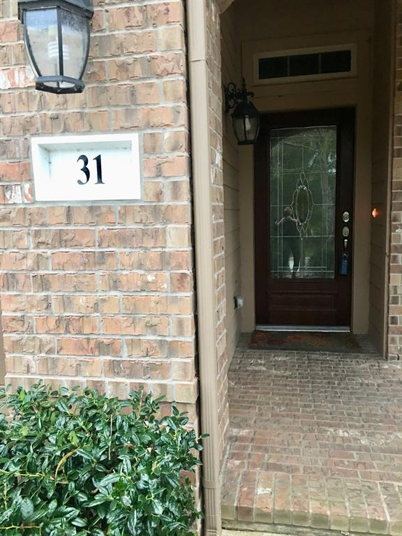 31 Butternut Grove, Tomball, Harris, Texas, United States 77375, 3 Bedrooms Bedrooms, ,2 BathroomsBathrooms,Rental,Exclusive right to sell/lease,Butternut Grove,8956937