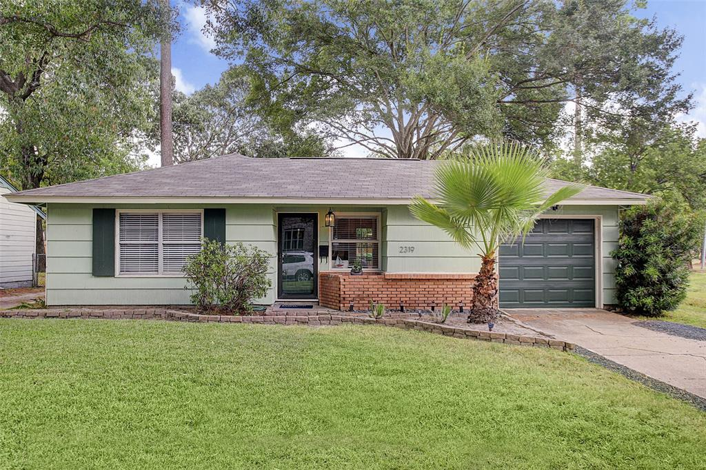 2319 Althea, Houston, Harris, Texas, United States 77018, 3 Bedrooms Bedrooms, ,1 BathroomBathrooms,Rental,Exclusive right to sell/lease,Althea,32480151