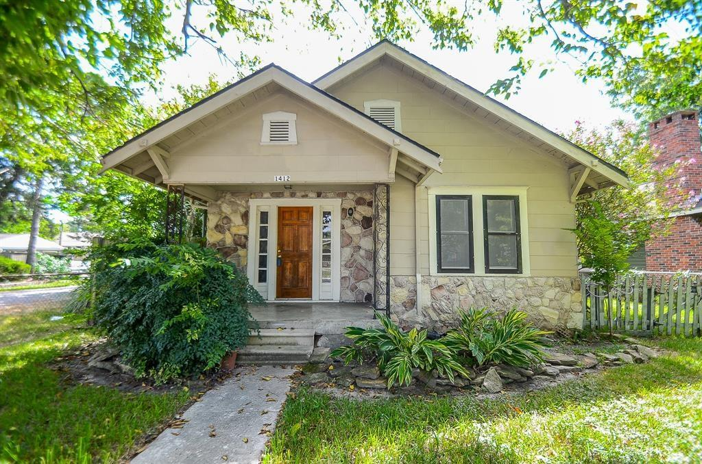 1412 Walton, Houston, Harris, Texas, United States 77009, 2 Bedrooms Bedrooms, ,1 BathroomBathrooms,Rental,Exclusive right to sell/lease,Walton,68616423