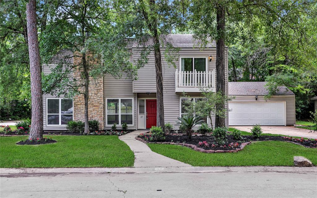 37 Eagle, The Woodlands, Montgomery, Texas, United States 77380, 3 Bedrooms Bedrooms, ,2 BathroomsBathrooms,Rental,Exclusive right to sell/lease,Eagle,39679406