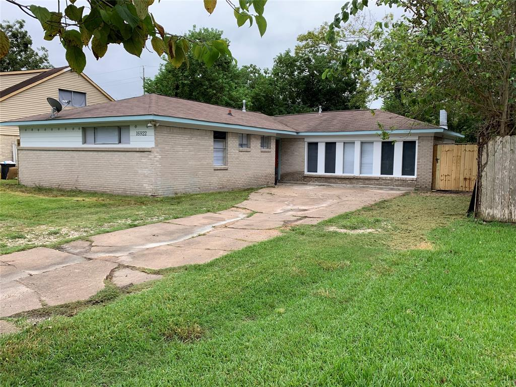 16922 Folsom, Houston, Harris, Texas, United States 77049, 4 Bedrooms Bedrooms, ,2 BathroomsBathrooms,Rental,Exclusive right to sell/lease,Folsom,80797997