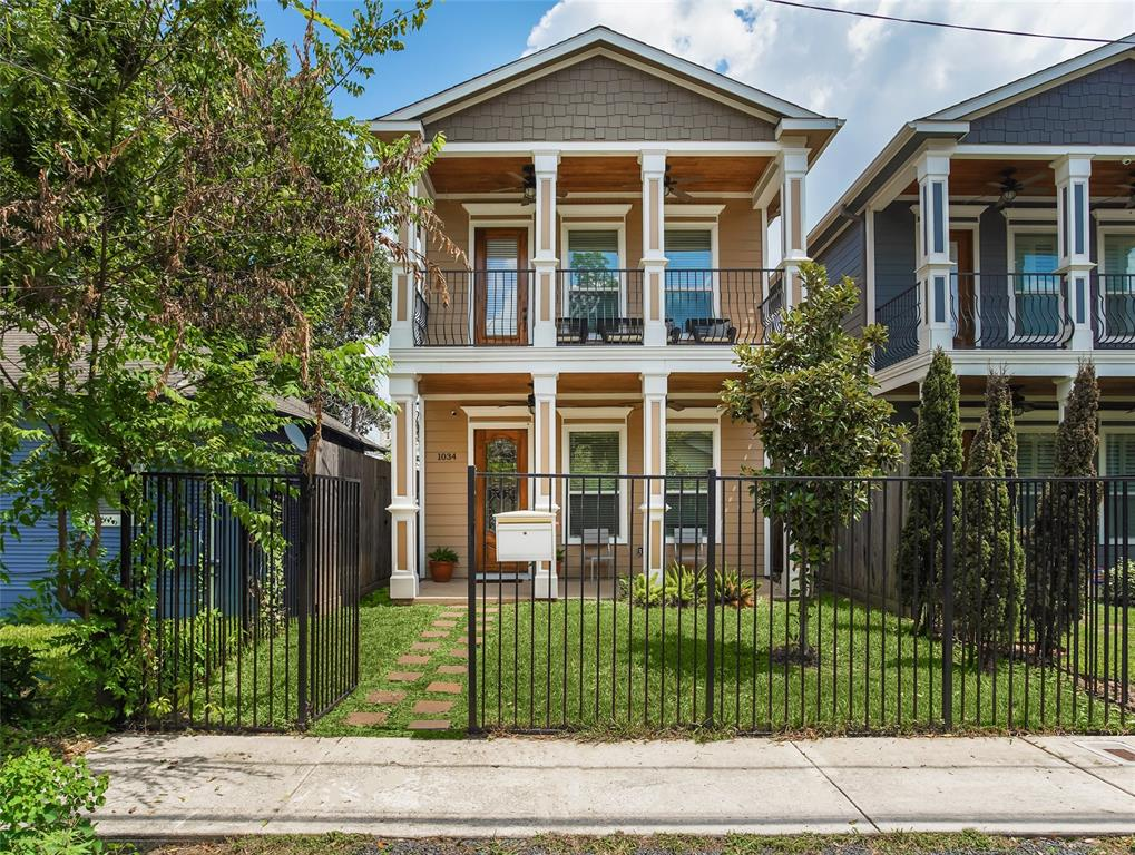 1034 Herkimer, Houston, Harris, Texas, United States 77008, 3 Bedrooms Bedrooms, ,2 BathroomsBathrooms,Rental,Exclusive right to sell/lease,Herkimer,16764636