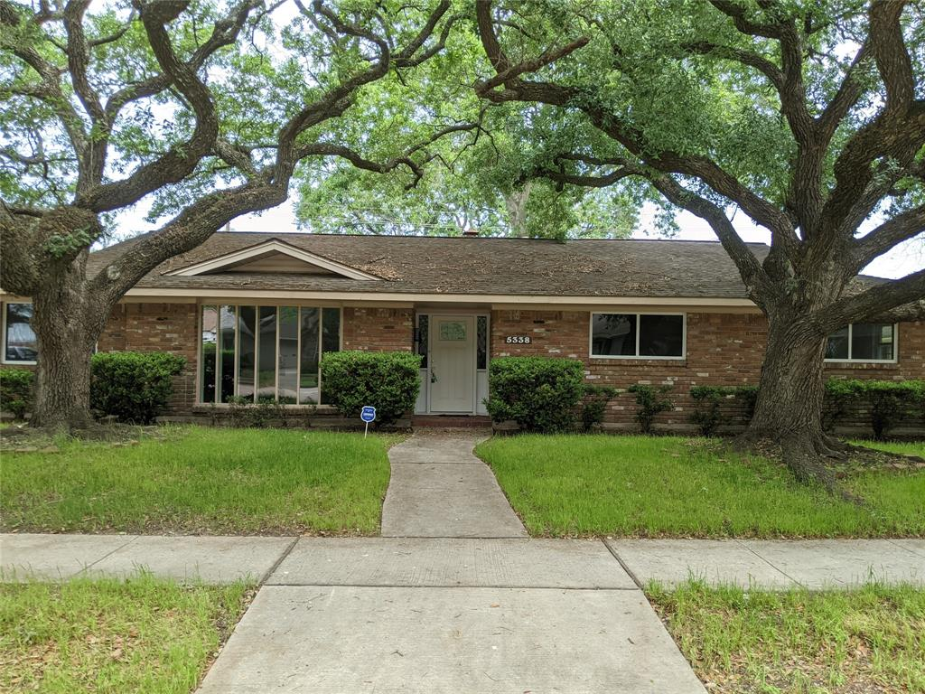 5338 Rutherglenn, Houston, Harris, Texas, United States 77096, 3 Bedrooms Bedrooms, ,2 BathroomsBathrooms,Rental,Exclusive right to sell/lease,Rutherglenn,98186301
