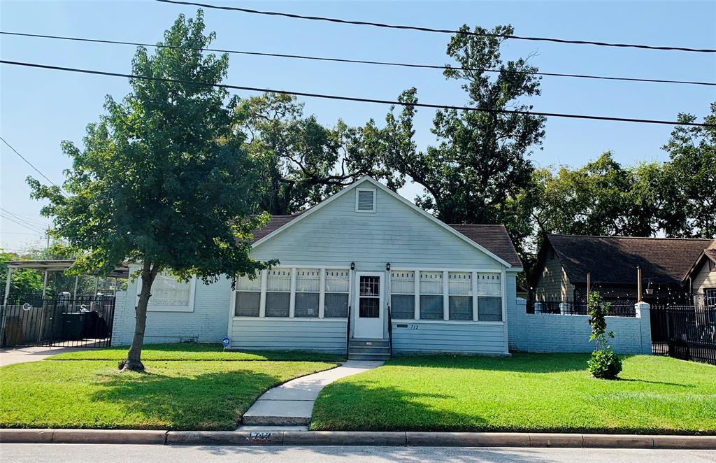 712 Canadian, Houston, Harris, Texas, United States 77009, 3 Bedrooms Bedrooms, ,1 BathroomBathrooms,Rental,Exclusive right to sell/lease,Canadian,63467747
