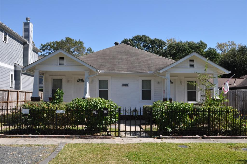 1028 Ashland, Houston, Harris, Texas, United States 77008, 2 Bedrooms Bedrooms, ,2 BathroomsBathrooms,Rental,Exclusive right to sell/lease,Ashland,43235467