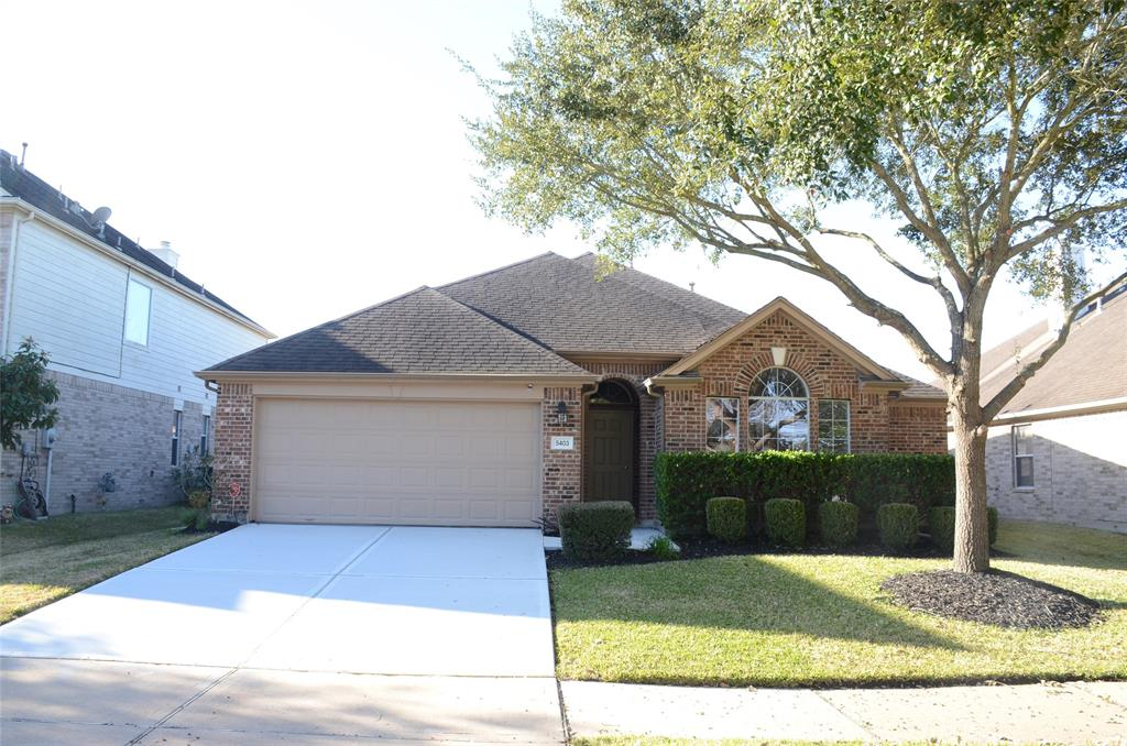 5403 Baldwin Elm, Richmond, Fort Bend, Texas, United States 77407, 3 Bedrooms Bedrooms, ,2 BathroomsBathrooms,Rental,Exclusive right to sell/lease,Baldwin Elm,32437391