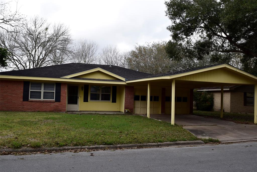 1720 Edna, Bay City, Matagorda, Texas, United States 77414, 3 Bedrooms Bedrooms, ,2 BathroomsBathrooms,Rental,Exclusive right to sell/lease,Edna,19750003