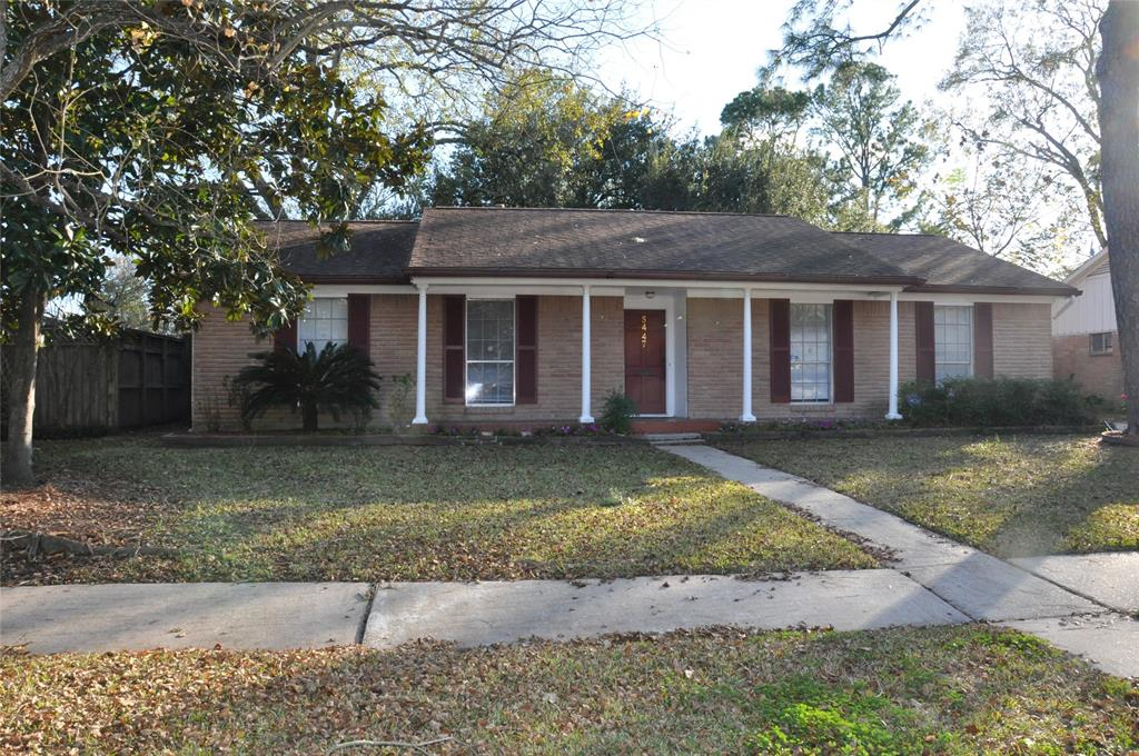 5447 Kuldell, Houston, Harris, Texas, United States 77096, 4 Bedrooms Bedrooms, ,3 BathroomsBathrooms,Rental,Exclusive right to sell/lease,Kuldell,79152509